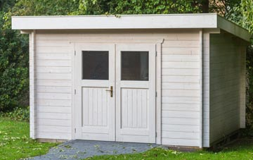 Stratford garden shed costs