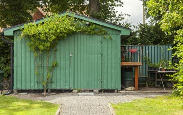 benefits of Stratford garden storage sheds